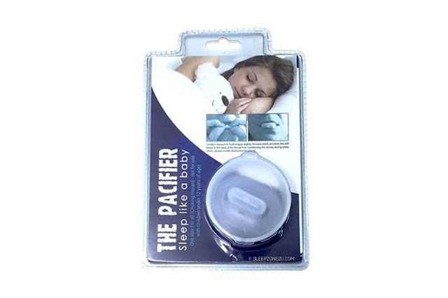 SNORE PACIFICER™ Anti-Snore Tongue Stabilizing Device (TSD)