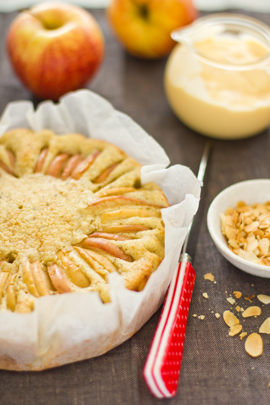 Apple Cardamom Cake | Pinnutty.com