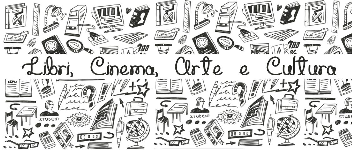 Libri, Cinema, arte e cultura