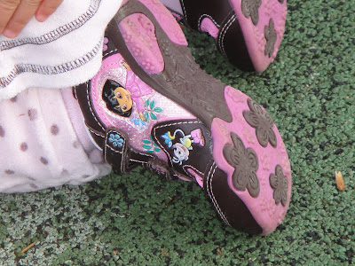 Dora Shoes with velcro
