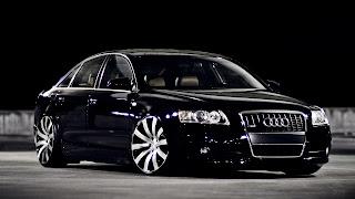 Black Audi desktop pics