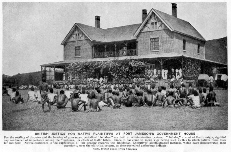 "a history of the british colony of rhodesia The second problem was that the preferred settler was british colonial history has in many instances emphasised the discrimination the colonised black majority faced in the hands of the colonial system, without unpacking relations between the ""european"" class mlambo (2000) has noted that white groups in zimbabwe."