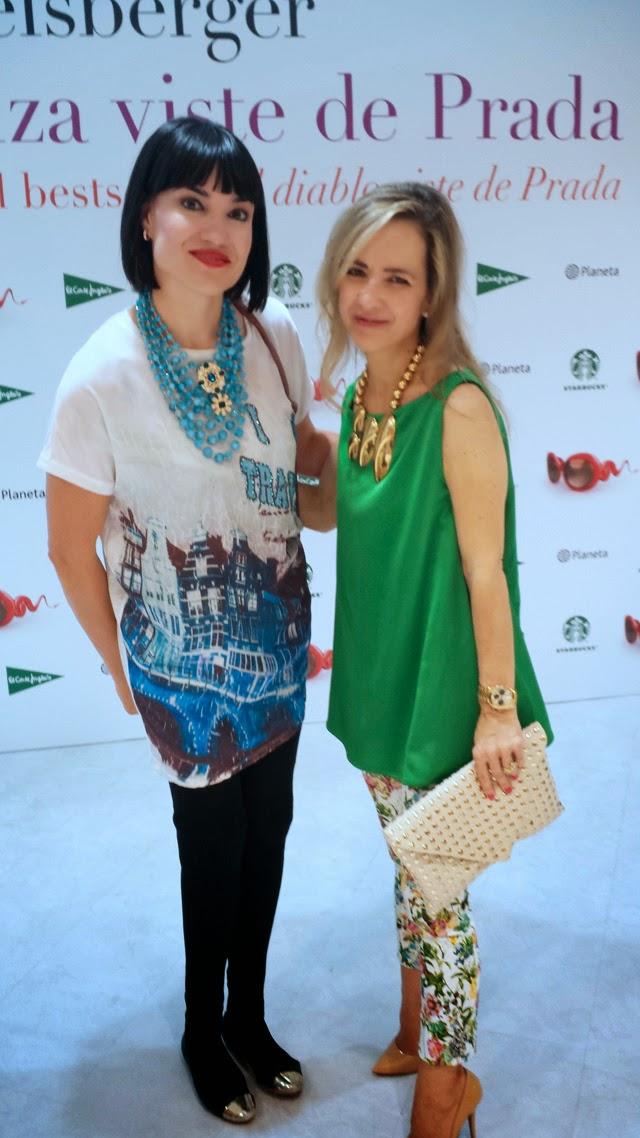 La venganza se viste de Prada con Lady Trends