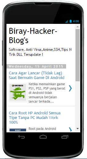 Cara Membuat Web/Blog Menjadi Aplikasi apk Untuk Android Terbaru ...