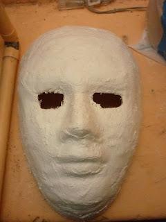 Αποκριάτικες μάσκες στο σχολείο