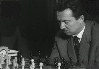 Svetozar Gligoric, campeón del I Torneo Internacional de Ajedrez Costa del Sol 1961