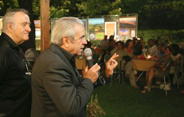 Paolo Ficola e Guido Buffoni