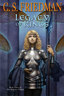 Legacy of Kings (Magister Trilogy #3) by C.S. Friedman | Epic Fantasy