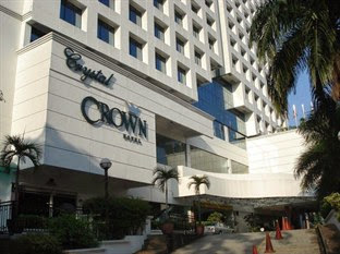 Hotel bintang 4 KL - Crystal Crown Hotel, PJ