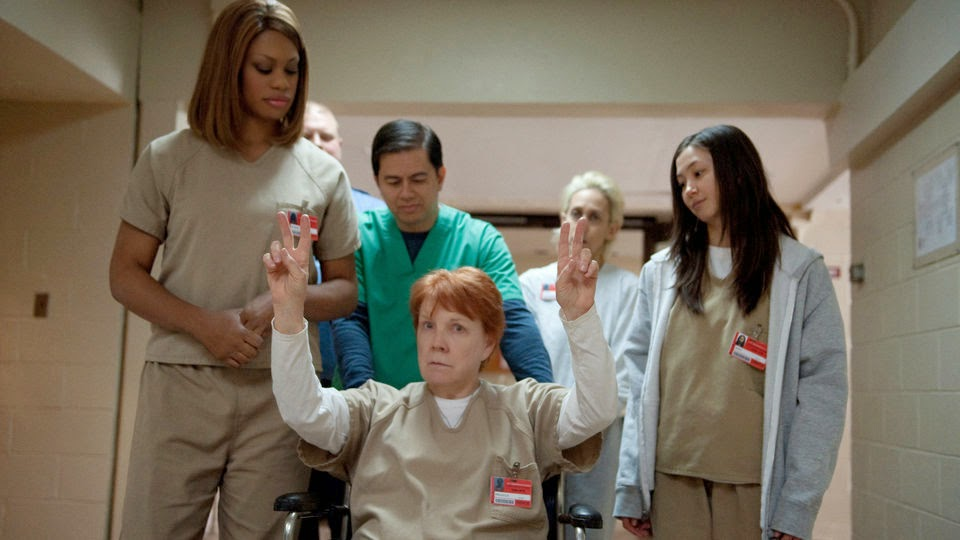 Imagen promocional de Orange is the New Black