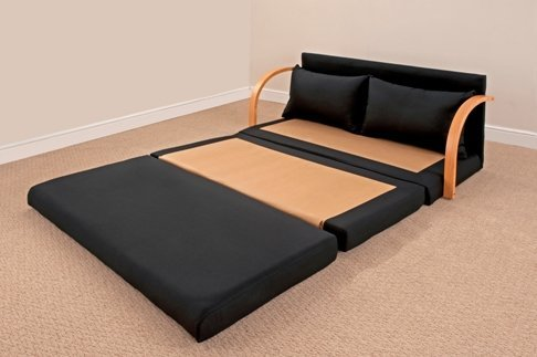 memory foam sofa bed mattress