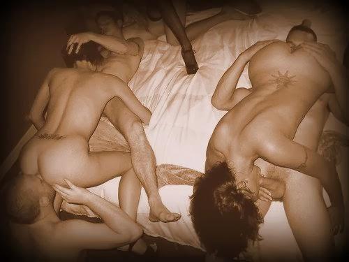 Havana ginger threesome choke that asss
