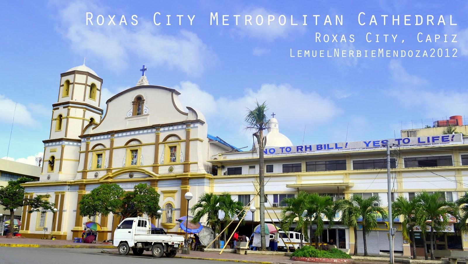 Roxas City (Capiz) Philippines  City new picture : ... de las Filipinas: ROXAS CITY, Capiz: Roxas Metropolitan Cathedral