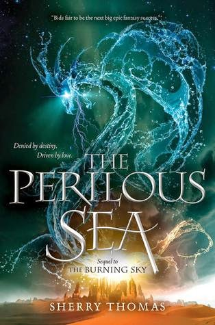 The Perilous Sea book cover