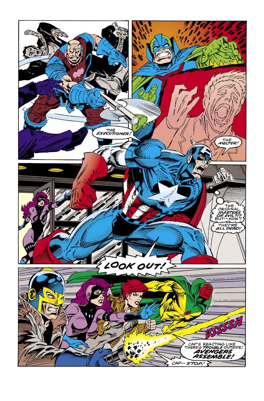 Captain America (1968) Issue #425 #375 - English 25