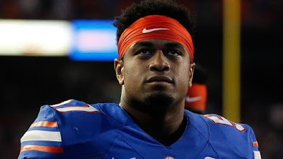 Two Florida players cited for failure to pay tab at bowling alley.