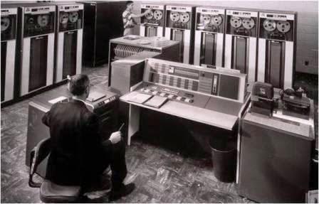 Generasi Komputer Mainframe