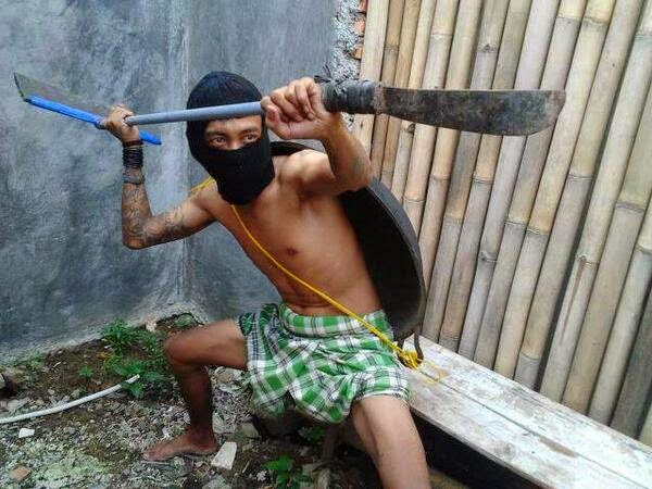 Foto Lucu Superhero Indonesia
