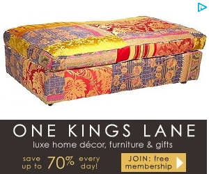Simplerna One Kings Lane S Creative Ads For Home D Cor