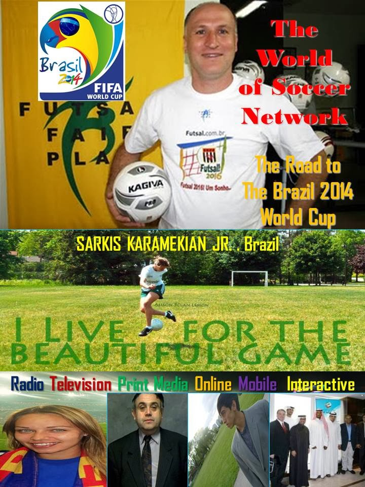 Uno news net the world of soccer multimedia network starts the road to brazil 2014 world cup - Tv und mediamobel ...