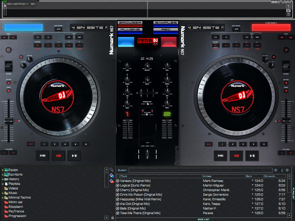32-Band Equaliser Virtual Dj Download