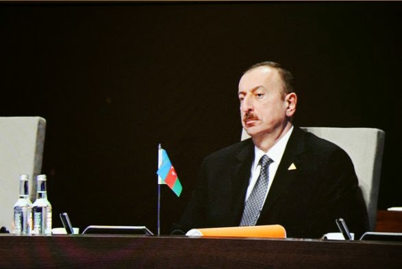 Алиев: «Становится ясным, кто именно не хочет мира в регионе»