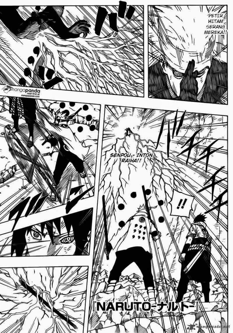 Download Komik Naruto Chapter 674 (Rinnegan Sasuke) Bahasa Indonesia