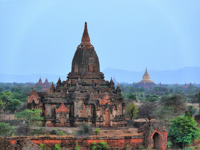 Bagan temple, Myanmar