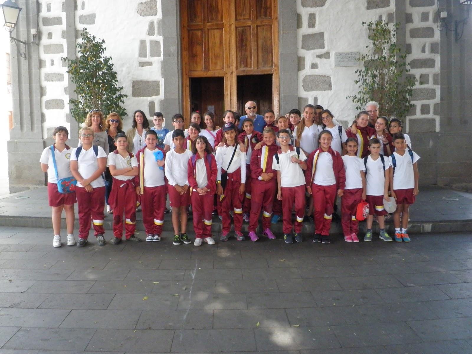 El blog de joaqu n nieto en valsequillo con el ceip for Ceip ciudad jardin