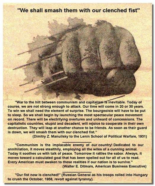 Stalin's Fist