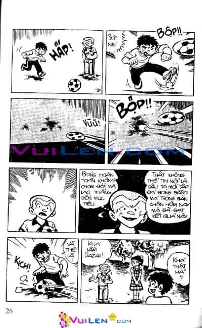 Jindodinho - Đường Dẫn Đến Khung Thành III  Tập 2 page 26 Congtruyen24h