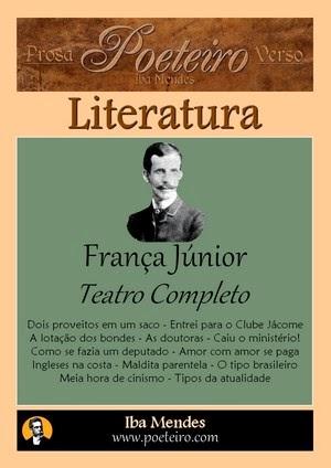 Teatro Completo de Franca Junior - Iba Mendes
