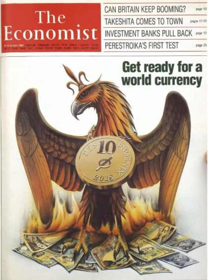 1988 Edition, Crypto Currency