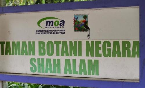 Taman Botani Negara Shah Alam/ Taman Pertanian Bukit Cherakah