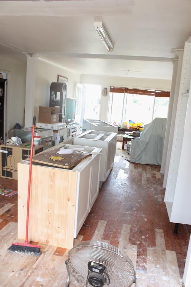 the happy home a renovation update. Black Bedroom Furniture Sets. Home Design Ideas