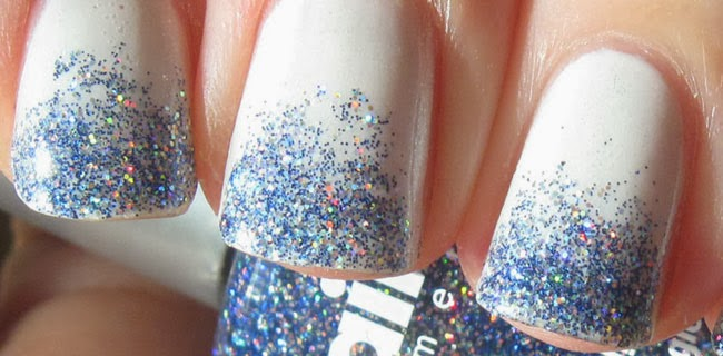 Removing Glitter Nail Polish Easily