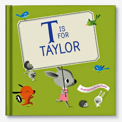 Let Your Child be Inspired by M is for Me Personalized Book