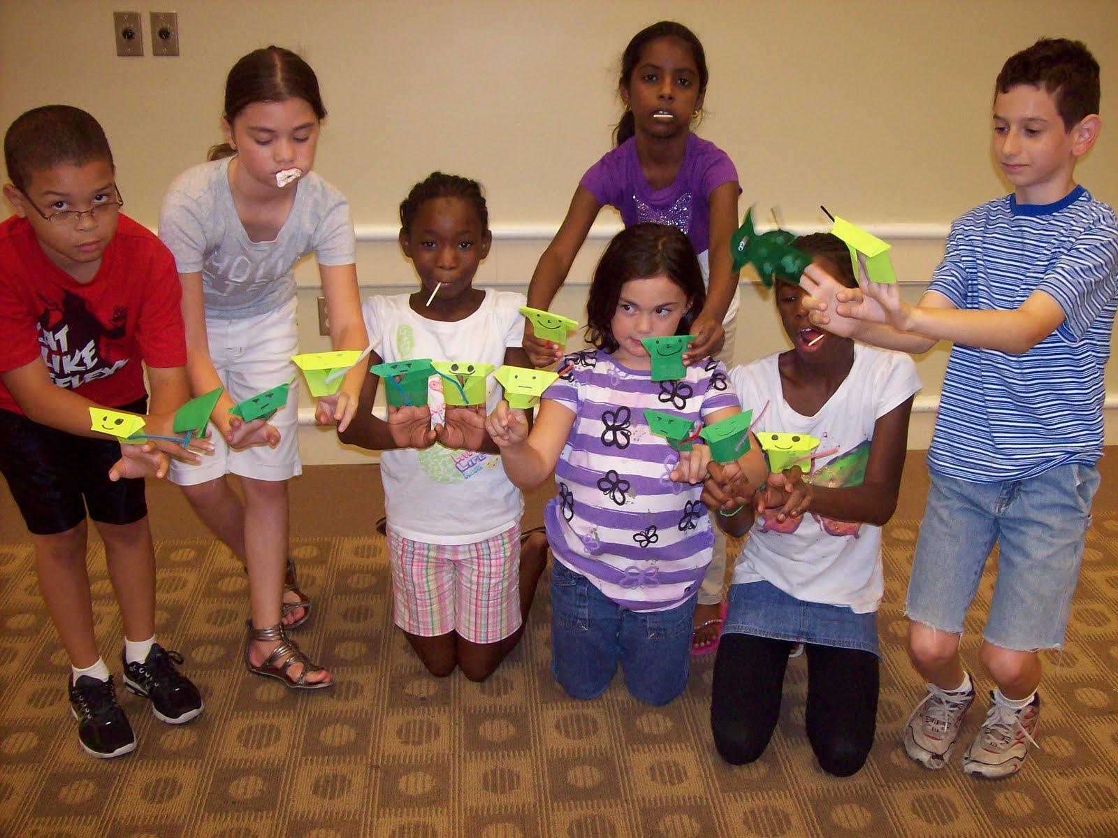 CPL Children's Blog: The Strange Case of Origami Yoda – A ... - photo#14