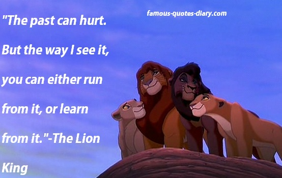 famous quotes from disney movies famous quotes