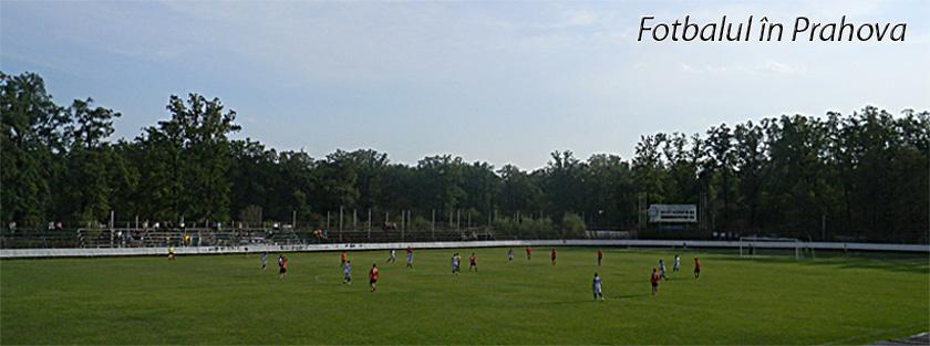 Fotbalul în Prahova