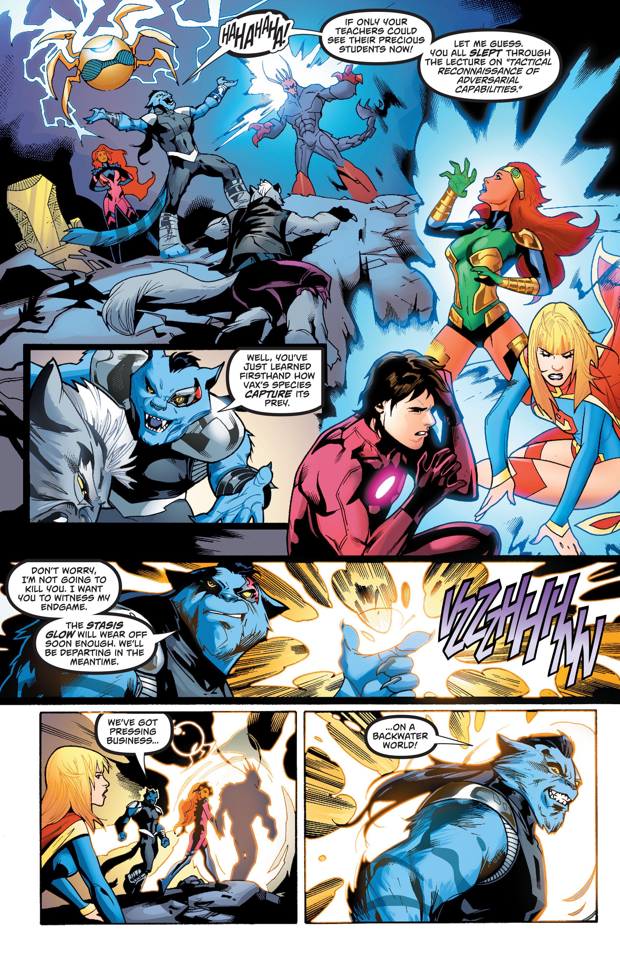 Supergirl (2011) Issue #38 #40 - English 7