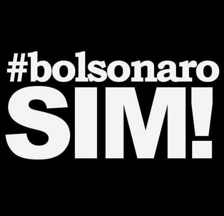 BOLSONARO SIM