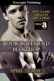 Book Boyfriend Blog Hop from Evernight starting soon