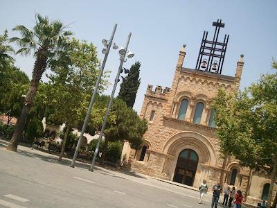 Castelldefels church