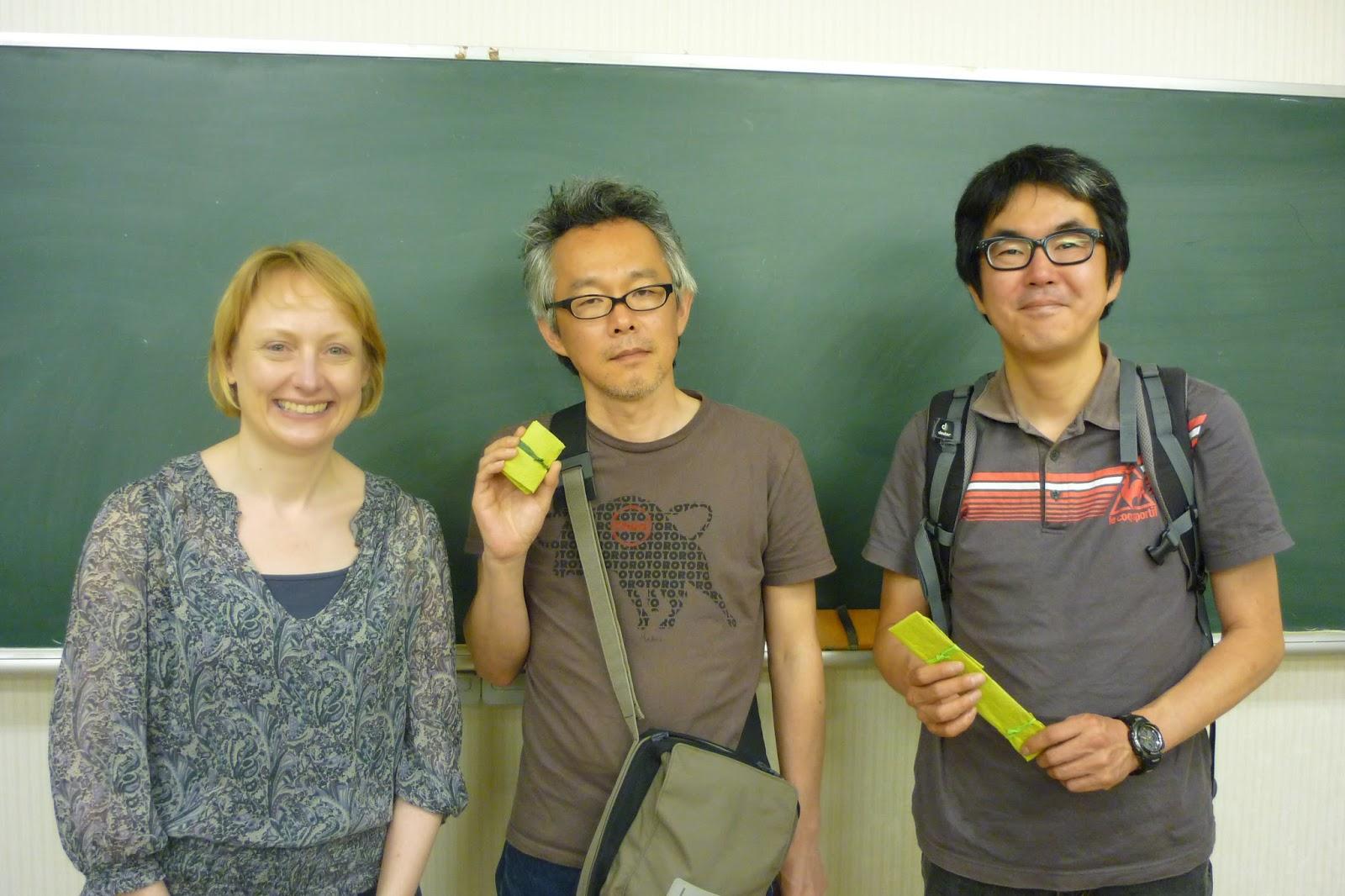 en Esperanto Grupo Tokio