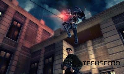 Screenshotts of Dark Knight Rises