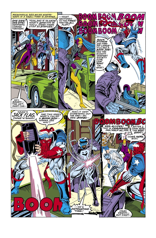 Captain America (1968) Issue #434 #384 - English 6
