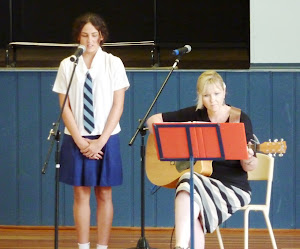 Senior School Assembly Entertainment
