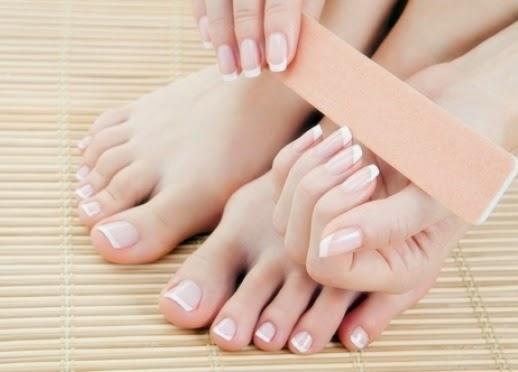 panduan merawat kuku tangan dan kaki