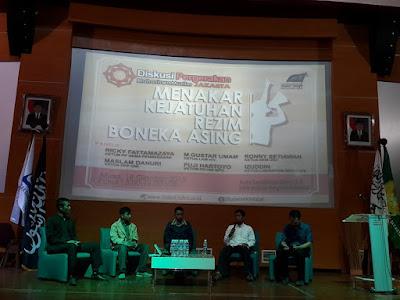 Diskusi Pergeakan Mahasiswa Muslim Jakarta